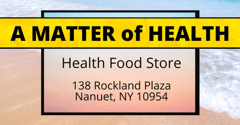 KETO TO GO at A MATTER OF HEALTH in NANUET, NY 10954