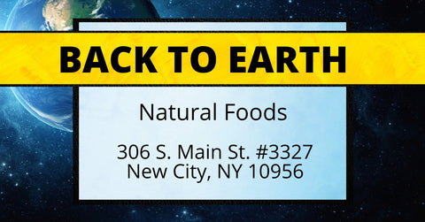 KETO TO GO at BACK TO EARTH NATURAL FOODS in New City NY 10956