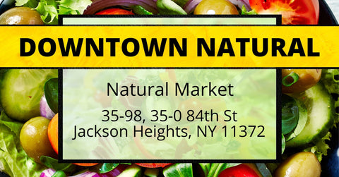 KETO TO GO at DOWNTOWN Natural Market Jackson Heights Queens NY