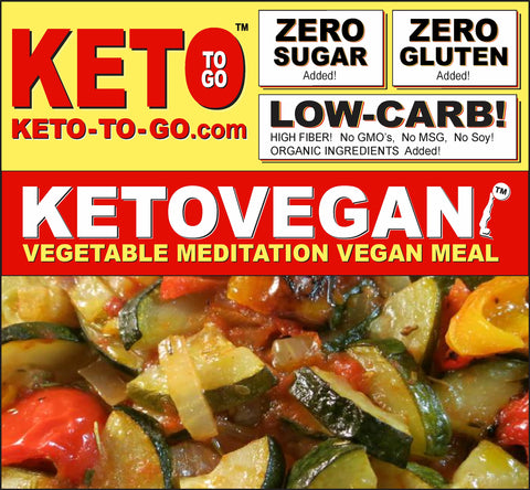 KETO VEGAN FOOD OPTIONS DELIVERY BY KETO TO GO