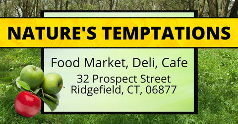 KETO TO GO at NATURE'S TEMPTATIONS in Ridgefield CT