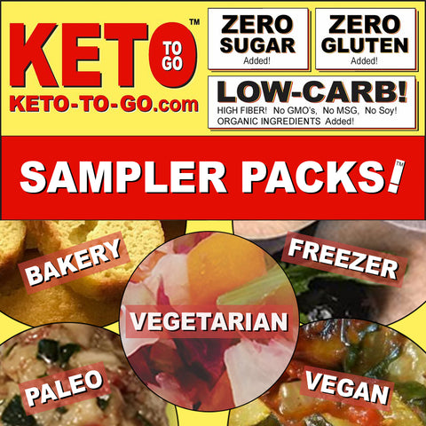 KETOGENIC FOODS DELIVERED NATION WIDE!
