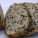 Organic Keto Four Seeds Butter Bread - Half/Loaf 6 Thick Slices