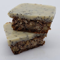 Lemon Poppy Keto Brownie 4-Pak