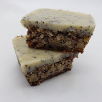 Lemon Poppy Keto Brownie 6-Pak