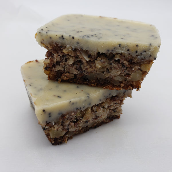 Lemon Poppy Keto Brownies 6-Pak