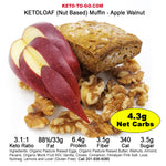 Apple Pie KETOLOAF - 2-Pak