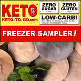 Freezer Fat Bomb Sampler