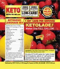 KETOLADE! Electrolyte Phyto-Nutrient POUCH!
