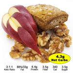 Apple Pie KETOLOAF Muffin - 2-Pak