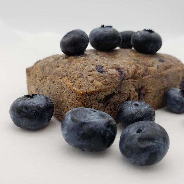Blueberry Pie KETO LOAF - 2-Pak