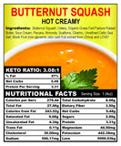 VEGETARIAN CREAM SOUPS
