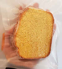 Organic Keto Butter Bread - Half/Loaf - 6 Thick Slices