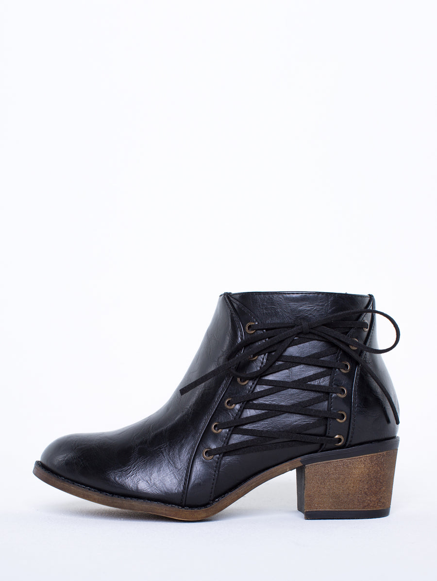 f66570f6325 Remi Lace-Up Ankle Boots