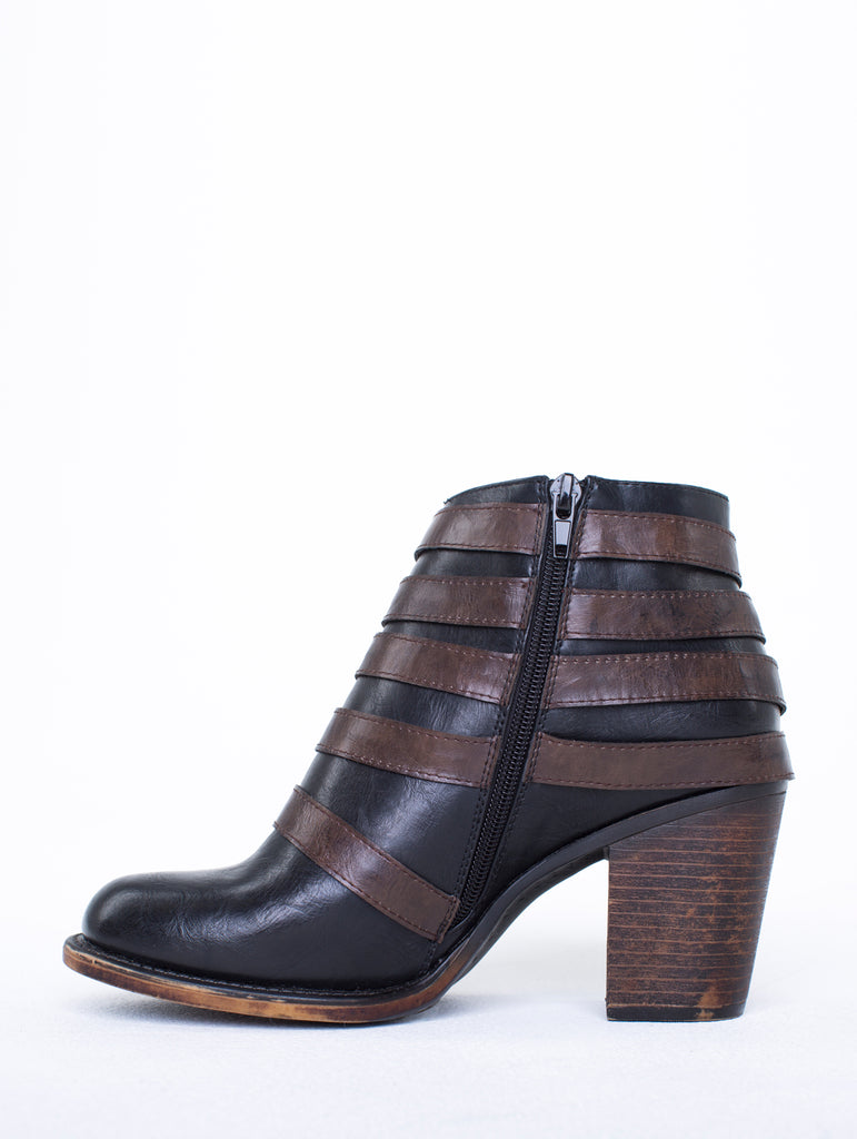 Ankle Boot Black Brumby