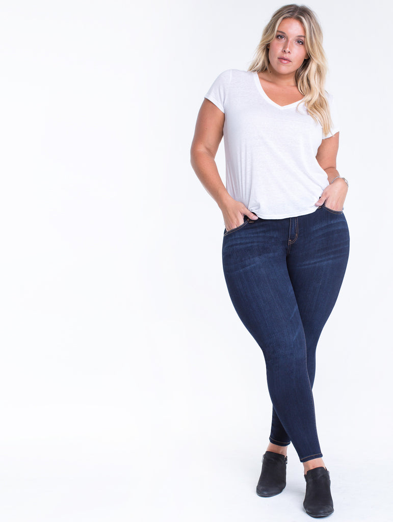 LIMITED EDITION Royalty Wash Skinny Jeans bc4dc8898