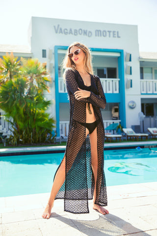 Key West Wrap Top