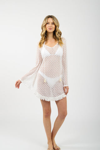 Santa Monica Wrap Dress