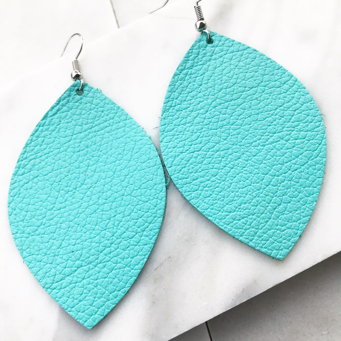 Blue Andreana Earrings