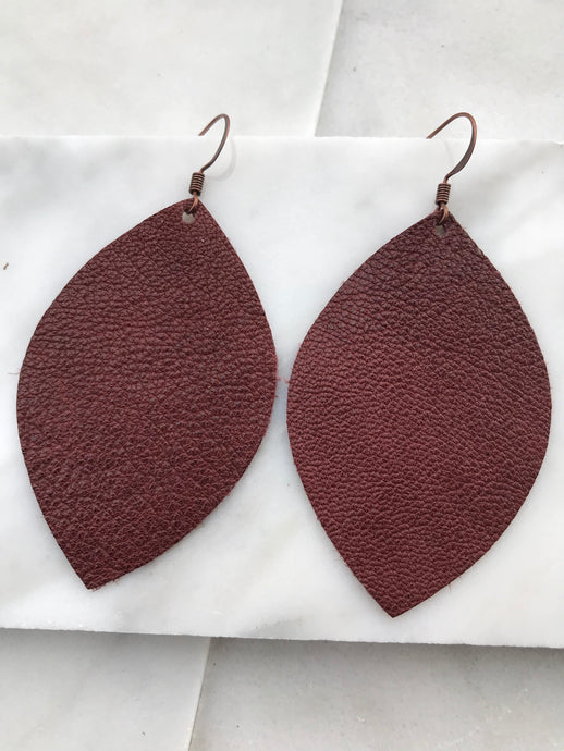 Penny Brown Andreana Earrings