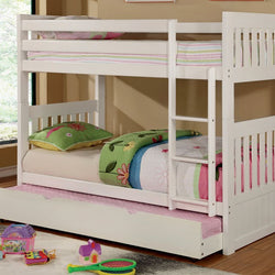 CANBERRA II  TWIN/FULL BUNK BED    |    CM-BK607