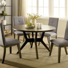 ABELONE  ROUND TABLE    |    CM3354GY-RT