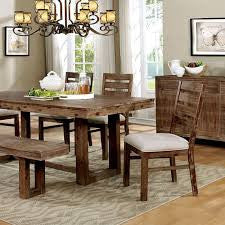 LIDGERWOOD  DINING TABLE    |    CM3358T