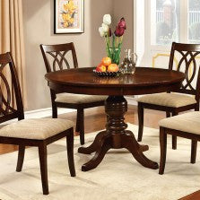 CARLISLE  ROUND DINING TABLE    |    CM3778RT