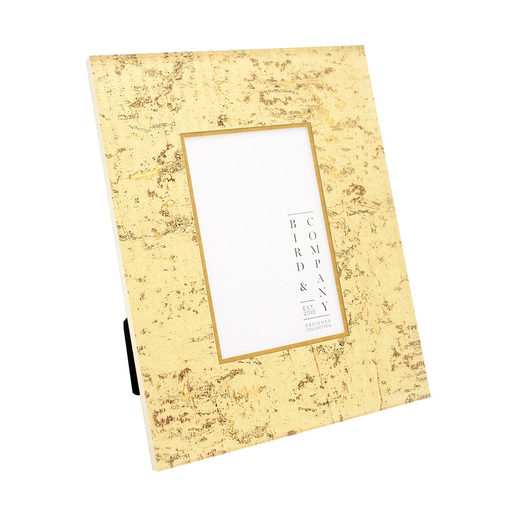 Gold/Gold Leaf-KB303 Frame