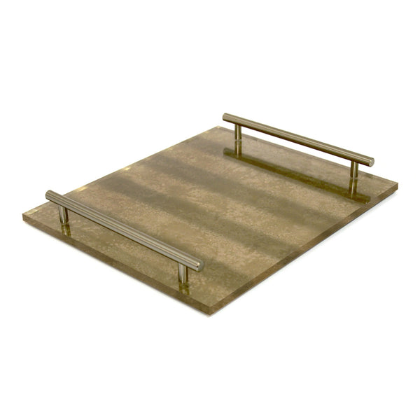 Gold Tin Roof-TKB231 Tray