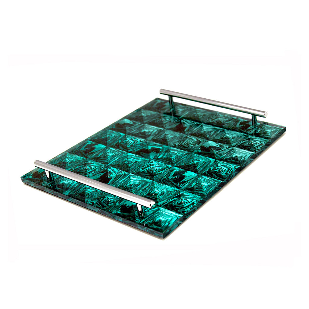Malachite-TRW513 Tray