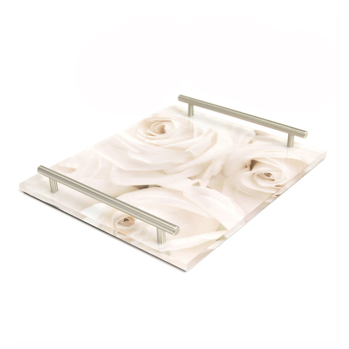 White Roses-THW602 Tray
