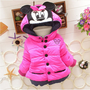 Minnie Face Jacket Collection