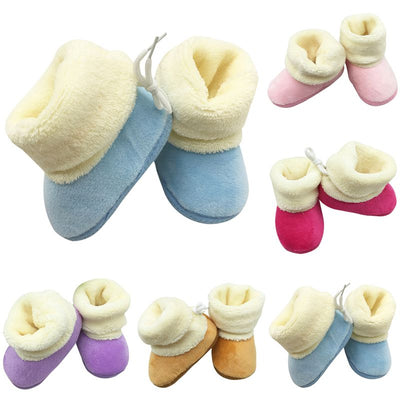 Winter Baby Cotton Shoes