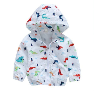 Animal Illustrations Coat