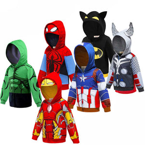 Superhero Jacket Collection