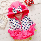 Warm Cartoon Raincoat