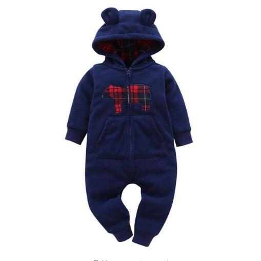 Warm Baby Romper Collection