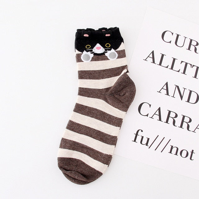 Newborn Infant Toddler Soft Cotton Sock