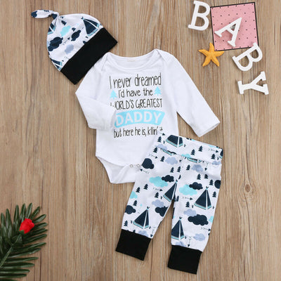 Daddy's Girl Set (3 pcs)