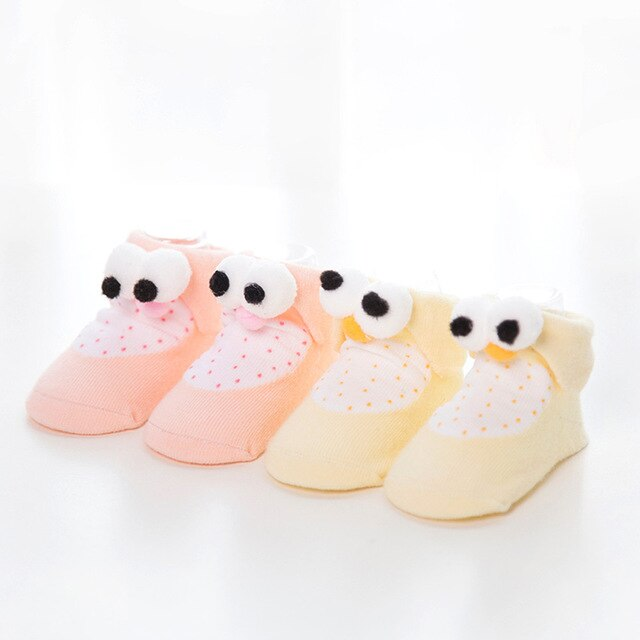 Cute 3D Socks Collection