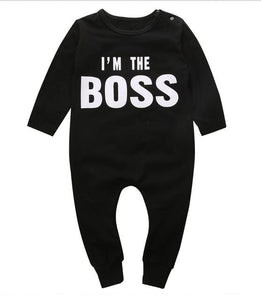 Baby Boss Bodysuit
