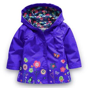 Flowery Raincoat Collection