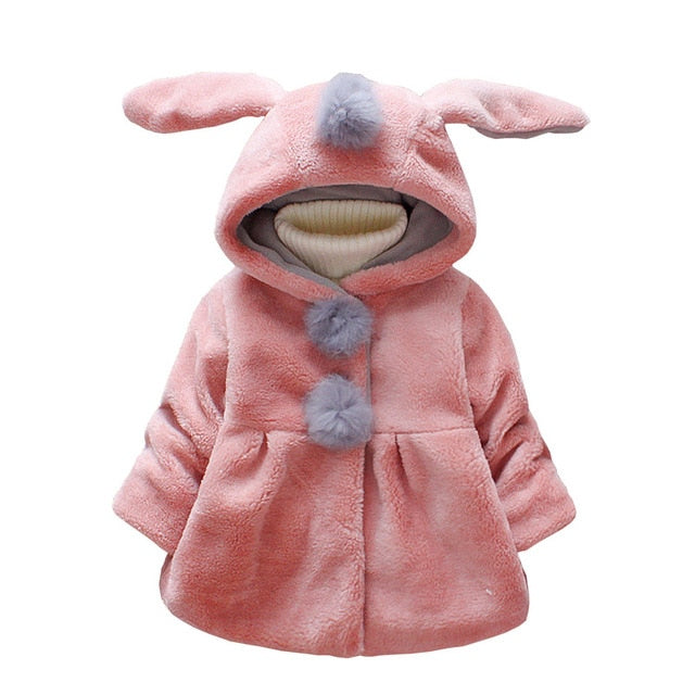 Baby Girl Winter Coat