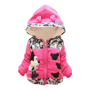 Minnie Mouse Jacket Collection