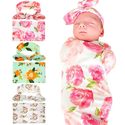 Baby Sleepy Wrap (2 pcs)