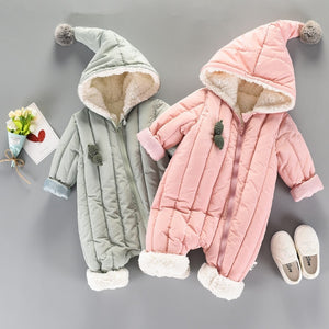 Baby Warm Outdoor Clothing