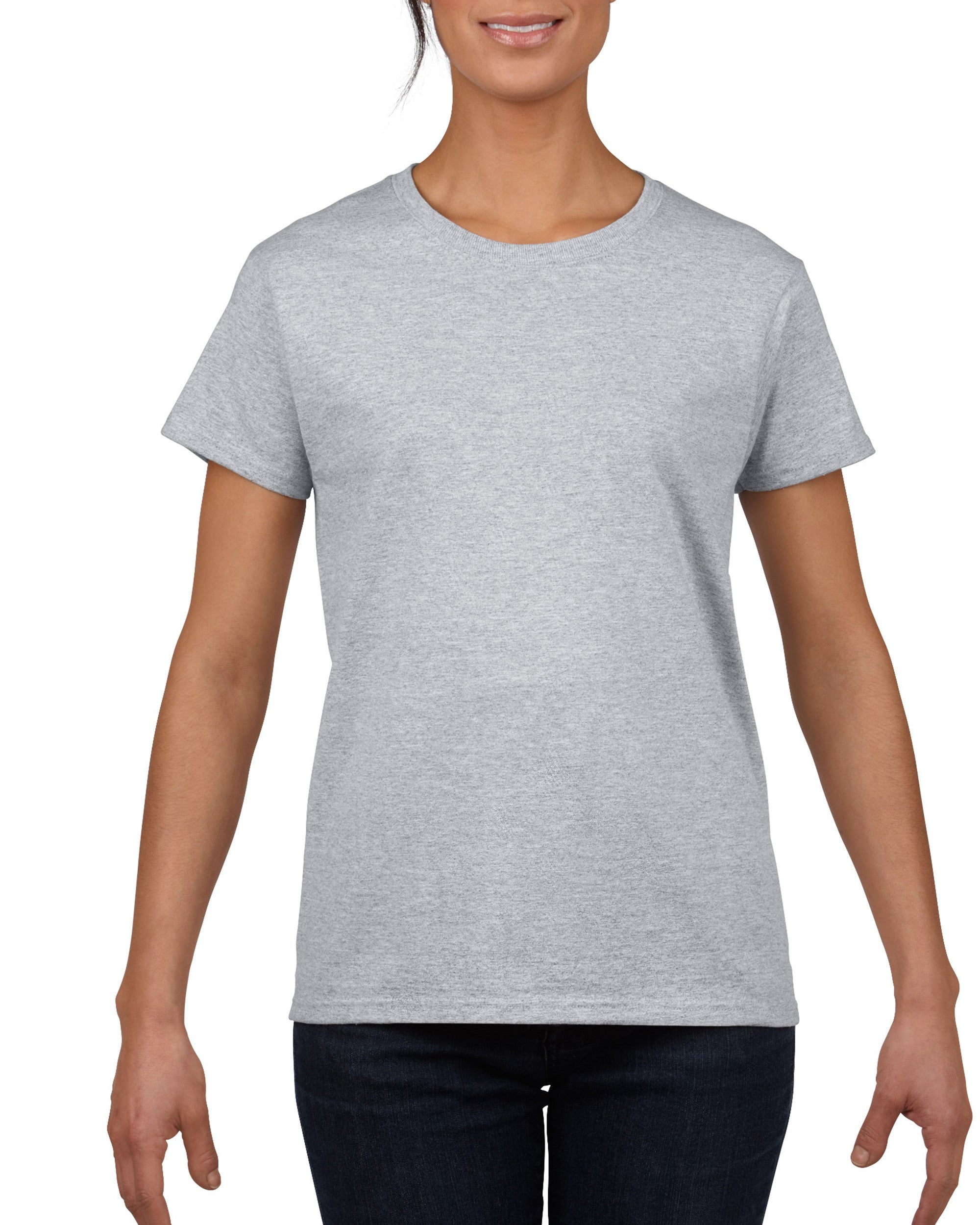 Create Your Own Cotton Women's T-Shirt