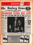 May 13, 1967 The Hockey News Volume 20 No. 31 Leafs Win Cup Philadelphia Flyers George Armstrong