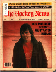 December 11, 1981 The Hockey News Volume 35 No. 11 Wayne Gretzky Don Murdoch Serge Savard